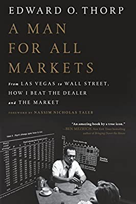 A Man for All Markets: From Las Vegas to Wall Street, How I Beat the Dealer and the Market by Random House
