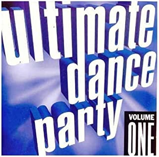 Ultimate Dance Party 1997 by Various Artists (1996) Audio CD