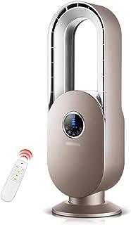 Calentador de Calor rápido sin Hojas, Doble Uso para frío y Calor, 3 Archivos, Adecuado para Dormitorio, Sala de Estar, baño, Oficina, etc.