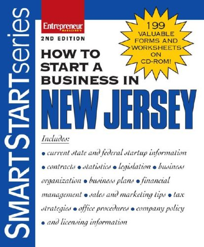 Compare Textbook Prices for How To Start A Business in New Jersey 2 Edition ISBN 9781599180779 by Entrepreneur Press