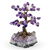 Luma Gems Crystal Tree - Amethyst Healing Chakra Tree of Life -...