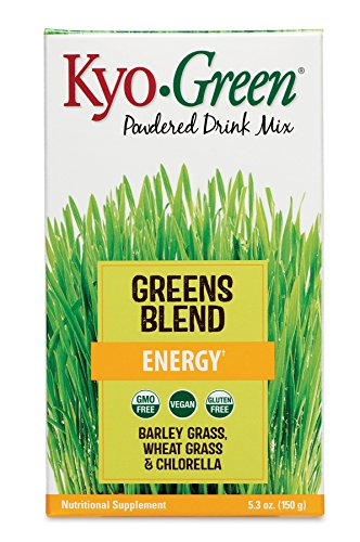 Kyolic Kyo-Green Energy Powered Drink Mix (5.3-Ounce)