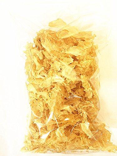 きくらげ(白)白木耳100g 銀耳 中国産乾燥きくらげ 中華物産 キクラゲ