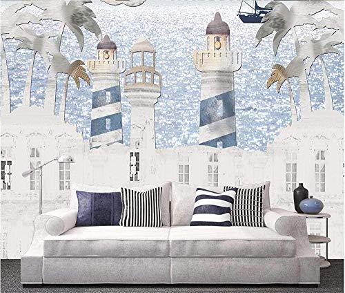 Mural concepción artística murales de tinta sala de estar y dormitorio papel tapiz personalizado-250X175cm