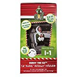 Gemmy Car Buddy Inflatable Buddy The Elf Airblown Inflatable Car Decoration for Use in Car Only