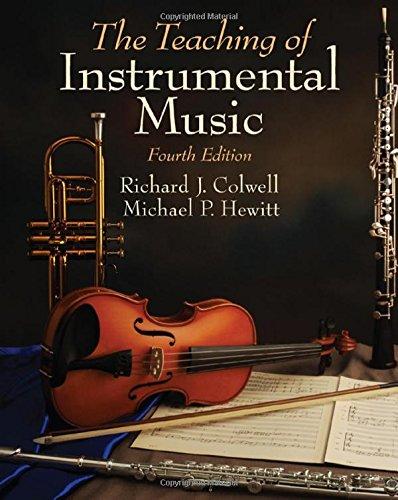Teaching of Instrumental Music (4th Edition)