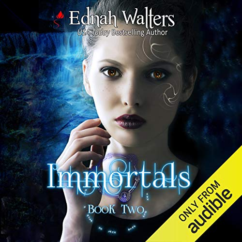 Immortals audiobook cover art