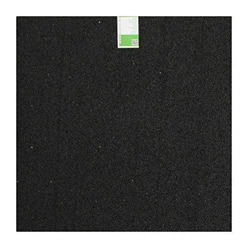 Acerto24 Tapis de protection anti-vibrations 60x 60x 1 cm