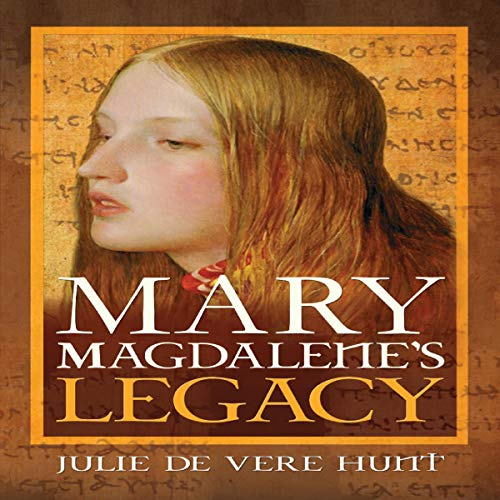 Mary Magdalene's Legacy audiobook cover art