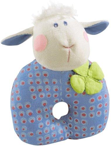 Hochet Mouton Bébé 16cm \