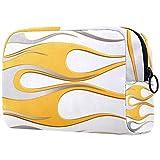 Bolsa de cosméticos portátil para mujer, bolsa de almacenamiento multifuncional, árboles de arte abstractos