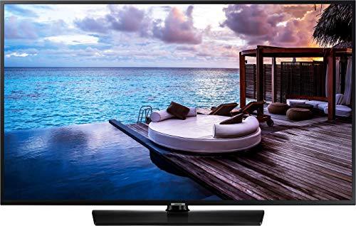 Televisor Samsung Pantalla 4K Ultra HD, Negro, 110.2 cm