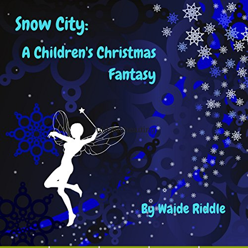 Snow City audiobook cover art