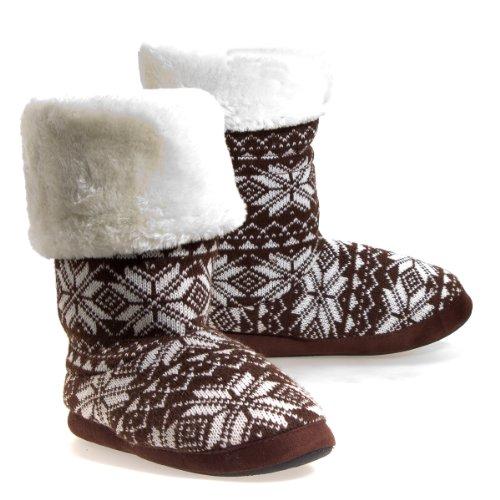 CELIA SNOWY BT SLIPPER