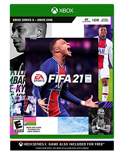 FIFA 21 Xbox One %26 Xbox Series X for 24.99