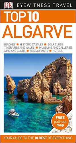 Algarve: DK Eyewitness Top 10 Travel Guide 2017