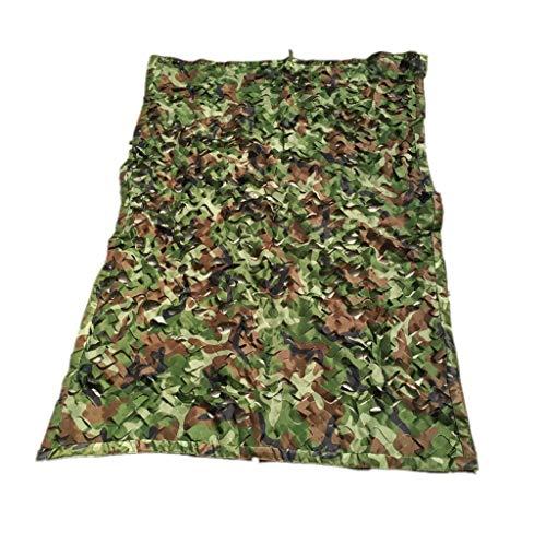 WJX Camouflage camouflage net anti-satelliet antenne fotografie schaduw indoor decoratie zonnekamer isolatie zonnebrandcrème outdoor security netwerk