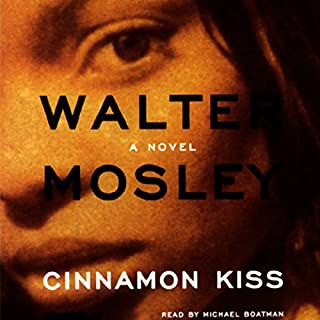 Cinnamon Kiss audiobook cover art