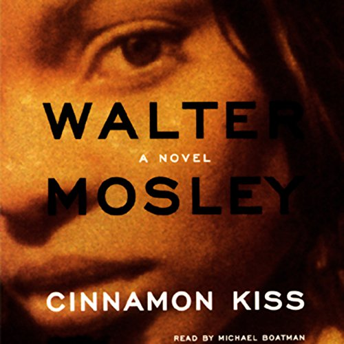 Cinnamon Kiss audiobook cover art