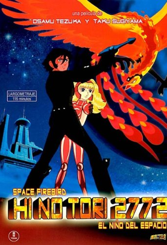 Hi No Tori 2772: El niño del espacio [DVD]