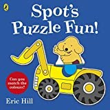 Spots Puzzle Fun (Spot Press Out & Play Book)