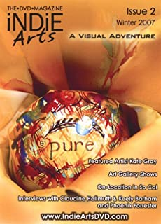 INDIE ARTS:  The Magazine - Issue 2