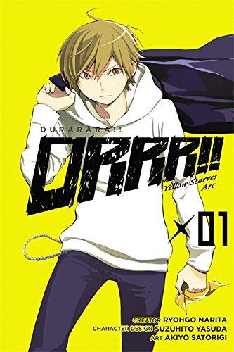 Durarara!! Yellow Scarves Arc, Vol. 1 - manga (Durarara!! Yellow Scarves Arc, 1)