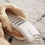 ANIEHABC くつ乾燥機 靴乾燥機 USB充電式 インテリジェントタイミング 小型軽量の携帯用ドライシューズ 消臭 除菌 脱臭 除湿 携帯式 静音無電源で使える シューズ乾燥機 家族に必須の梅雨の便利アイテム