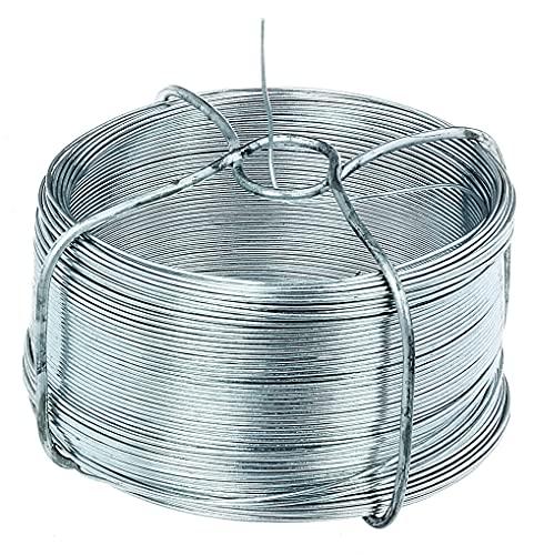 GAH-Alberts 530020 Drahtspule | verzinkt | Draht-Ø 0,8 mm | Länge 50 m