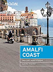 Moon Amalfi Coast Guidebook cover