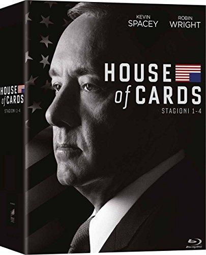 House Of Cards - Stagione 01-04 (16 Blu-Ray) [Italia] [Blu-ray]