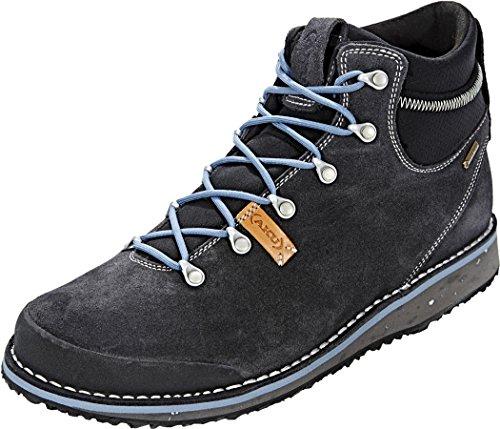 AKU Badia GTX - Chaussures - gris/bleu Pointures 41,5 2017