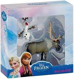Bullyland Walt Disney Mini Frozen Olaf and Sven 13061 Figure
