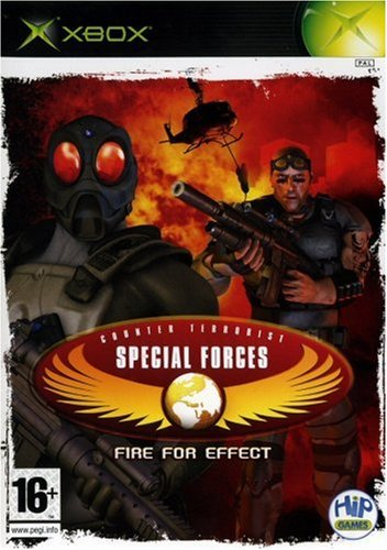 CT Special Forces Fire Effect [Edizione : Francia]
