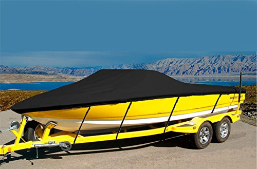 Check Out This 7 oz Solution Dyed Polyester Material Custom Exact FIT Boat Cover SEA Hunt Ultra 232 ...