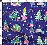 Zwerge, Elfen, Weihnachten, Pilze, Märchen, Zuckerstange,