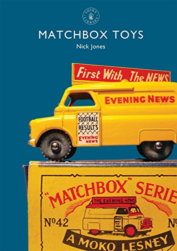 Matchbox Toys (Shire Library, Band 826)
