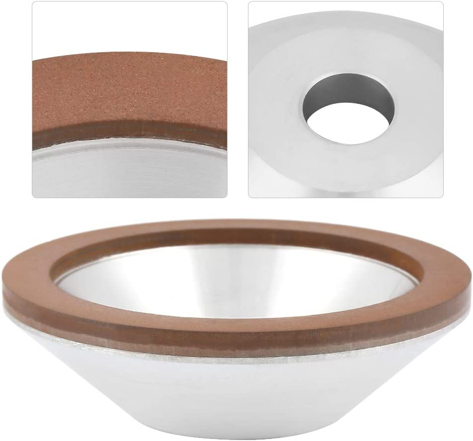 Aluminum Alloy Grinding Cup Wheel Super sale period limited Efficient f 180 Grit Baltimore Mall