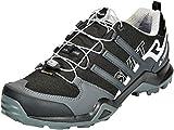 adidas Womens Terrex Swift R2 GTX Walking Shoe, Core Black/Solid Grey/Purple Tint, 40 EU