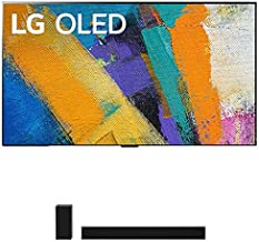 "LG OLED65GXP 65"" OLED Gallery Design Smart 4K Ultra High Definition Smart TV with a LG GX 3.1 Channel High Res Audio Dolby..."