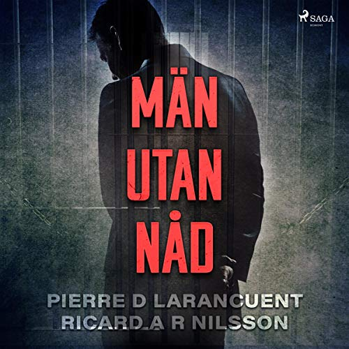 Män utan nåd audiobook cover art