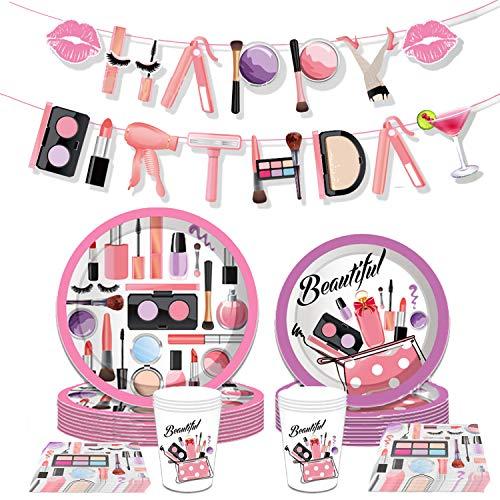 JeVenis 33 PCS Makeup Birthday Part…