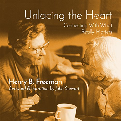 Unlacing the Heart audiobook cover art