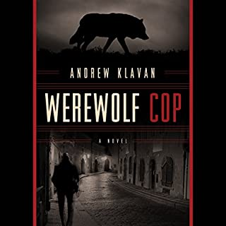 Werewolf Cop cover art