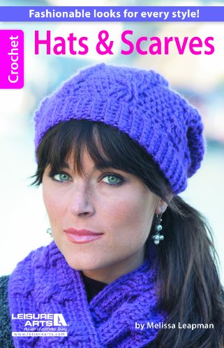Hats and Scarves-14 Fashionable Looks for Every Style!