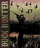 Huntsman Collection The Duck Hunter Silk Touch Blanket Throw 50x60