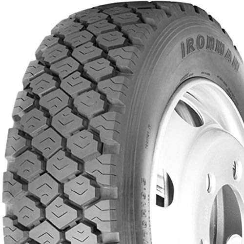 IRONMAN I-604 Commercial Truck Tire - 245/70-19.5 133M
