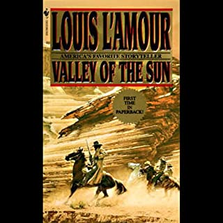 Valley of the Sun (Dramatized) cover art