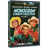 Monogram Cowboy Collection: Volume 7 [DVD] [Import]