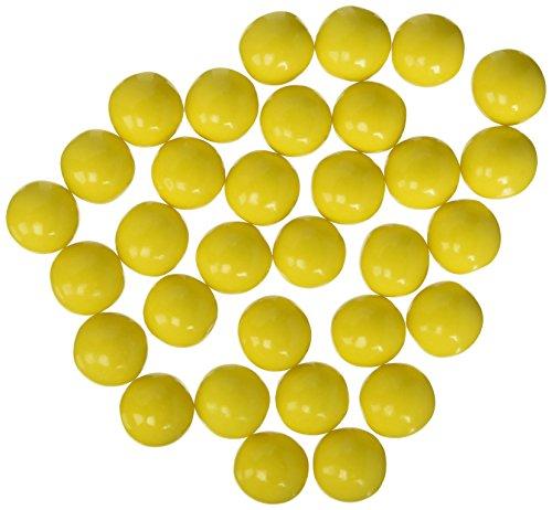 Sweetworks Celebration Gumballs, Yellow, 2.0 Pound